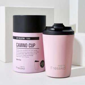 Reusable Cup | Camino Pink 340ml / 12oz