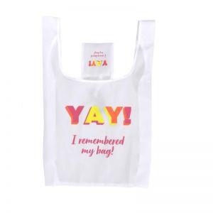Reusable Shopping Bag | Yay!