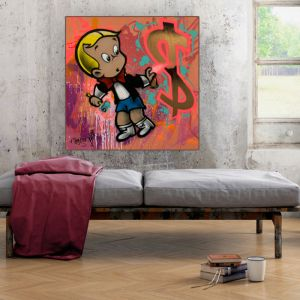 Richie Rich Big Bucks | Original Artwork