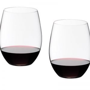 Riedel Big O Cabernet/Merlot Glass (stemless) | Pack of 2