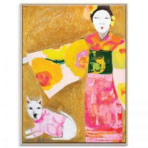 Rikka+ Taki | Anna Blatman | Prints or Canvas by Artist Lane