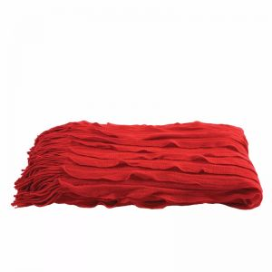 Ripple Throw by Kas Australia | Red