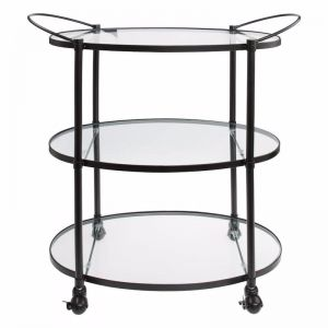 Ritz 3 Tier Drinks Trolley | freedom