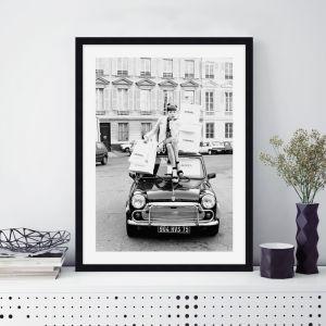 Rive Paris   Unframed Art Print