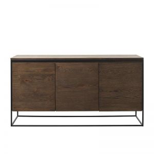 Rivoli Sideboard 1.55M |  Brushed Smoked Oak