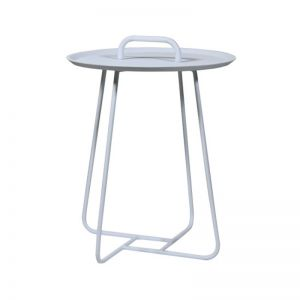 Rocco Lift Side Table  by SATARA