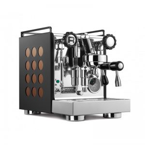 Rocket Appartamento Nero Series | Coffee Machine by Coffee-A-Roma