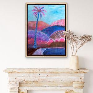 Rocky Bay | Original Artwork by Sue Fantini