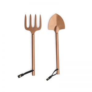 Rose Gold Garden Tools | Marble Basics