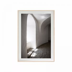 Round Tower Photographic Print | Unframed