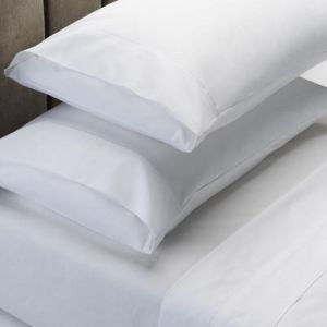 Royal Comfort 1000 TC Cotton Blend Sheet Sets | Queen | White