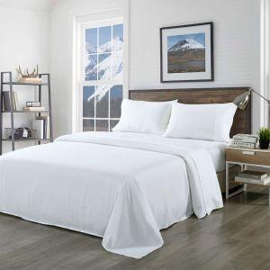 Royal Comfort 1000TC Pure Soft Bamboo Rich Sheet Set | King | Various Colours