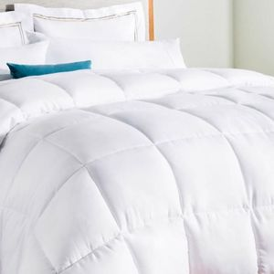 Royal Comfort 500GSM Ultra Soft Duck Feather and Down Quilt | Queen