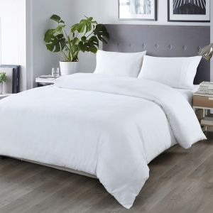 Royal Comfort Blended Bamboo Quilt Cover Set   Various Colours   Various Sizes