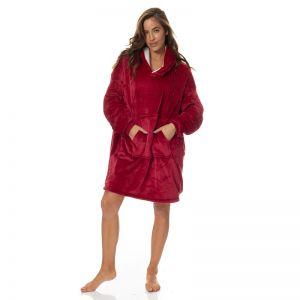 Royal Comfort Snug Hoodie