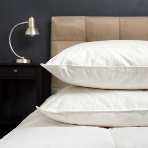 Royal Comfort Ultra Plush 1000GSM Duck Pillows   Twin Pack