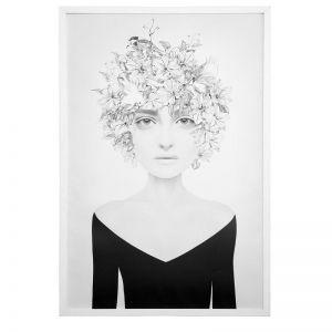 Ruben Ireland x Jenny Liz Rome | Ava Art Print | Unframed
