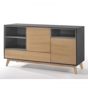 Rumi Sideboard | 1.5M White Oak | Modern Furniture