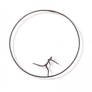 Running Man Ring Sculpture | CLU Living