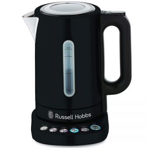 Russell Hobbs 1.7L Addison Digital  Electric Kettle Matte Black RHK510BLK