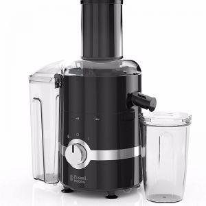 Russell Hobbs 3 in 1 Juice and Blender - Black RHJ3000