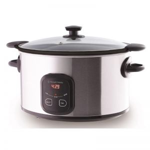 Russell Hobbs 6.0ltr Family Slow Cooker | Searing