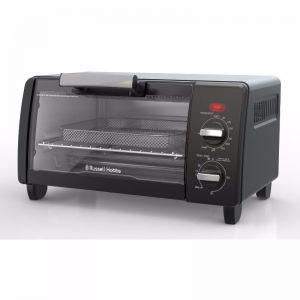 Russell Hobbs Mini Toaster Oven Black RHTOV10BLK