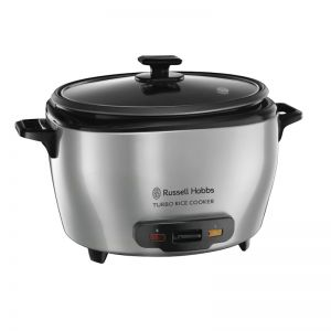 Russell Hobbs Turbo Rice Cooker-Stainless Steel RHRC20