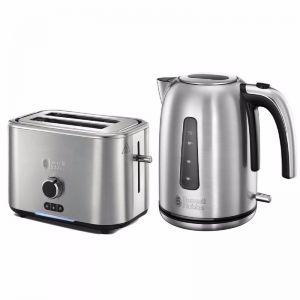 Russell Hobbs Velocity Kettle & Toaster Pack 1.7L RHKT302