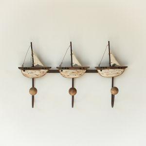 Rustic Boat Hooks