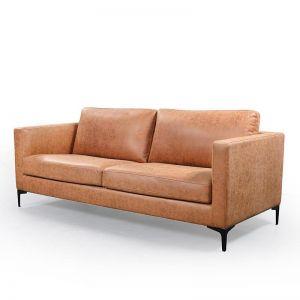 RYLAN 3 Seater Sofa - Tan