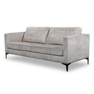 RYLAN 3 Seater Sofa - Taupe Grey