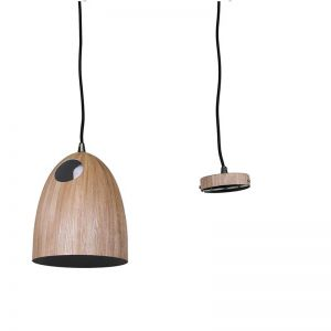 Rylka Pendant Light | Wood Venner