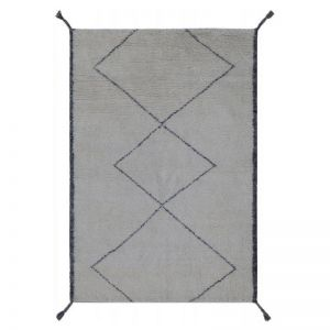 Sachi | Hand Knotted Moroccan Style Rug