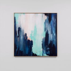 SADIE   Framed Hand Painted Canvas