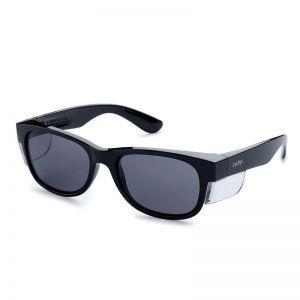 SafeStyle Classics Black Frame | Tinted UV400 Lens