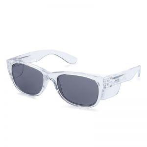 SafeStyle Classics Clear Frame | Tinted UV400 Lens