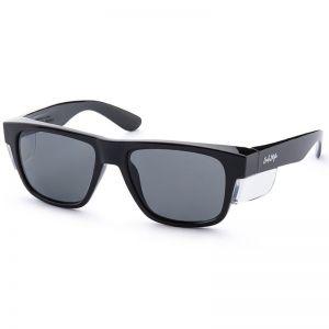SafeStyle Fusions Black Frame | Tinted UV400 Lens