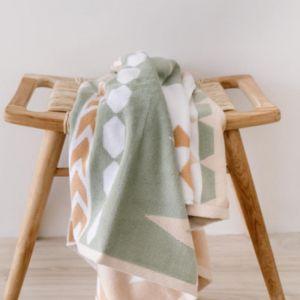 Sage Bath Towel