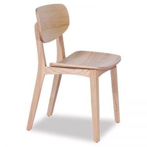 Saki Dining Chair | Natural Ash