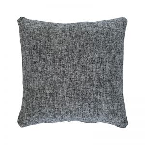 Salt & Pepper Woven Square Cushion