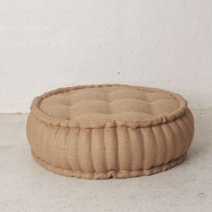 Samir Round Floor Cushion l Pre Order