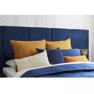 Samos Upholstered Floating Bed Base | Queen