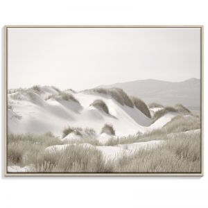 Sand Dunes | Canvas or Print by Artist Lane