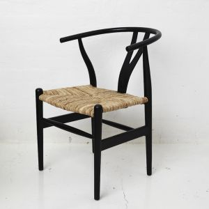 Sarin Dining Chair Black l Custom Made