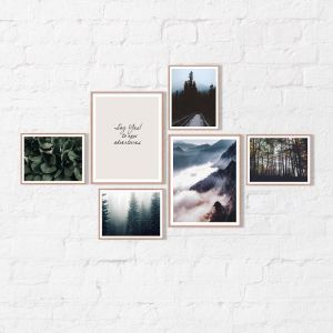 Savage Nature | Framed Print Set | Artefocus