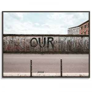 Save Our Planet | Canvas or Print by Artist Lane