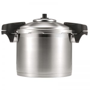 Scanpan 8L Pressure Cooker with Side Handles