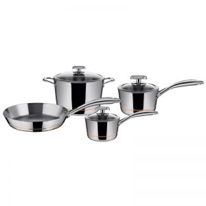 Scanpan Axis Cookware Set | 4 piece
