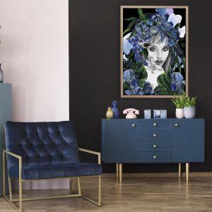 Scorpio | Limited Edition | Wall Art Print | Zodiac Sisters